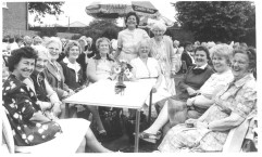 Summer Pensioners Garden Party 1985